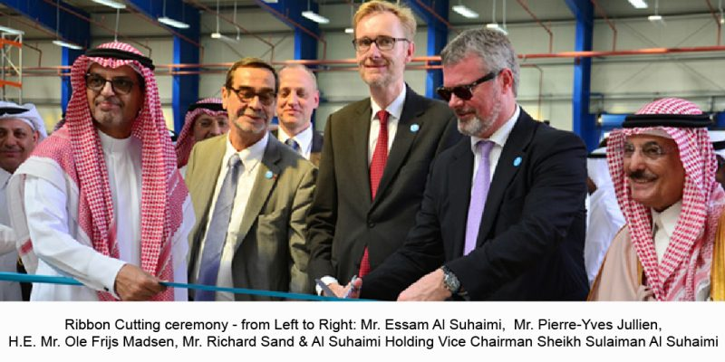 Hempel Saudi Arabia Opens The Largest Factory In The Middle East